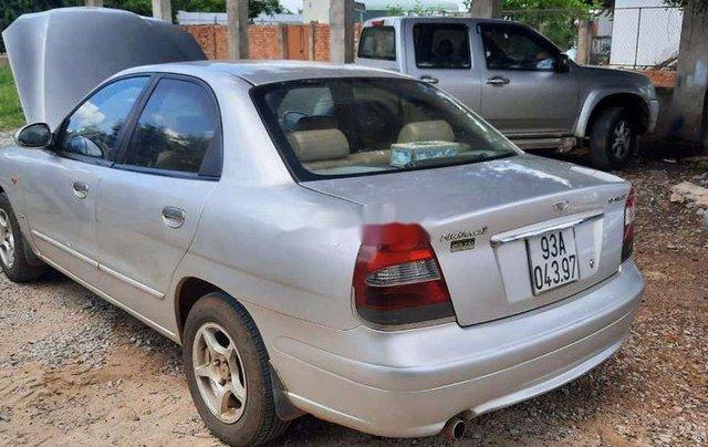 Bán xe Daewoo Nubira đời 2001, màu bạc, nhập khẩu còn mới, giá chỉ 70 triệu5