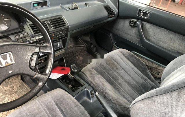 Bán Honda Accord sản xuất 1989, màu xám, nhập khẩu6