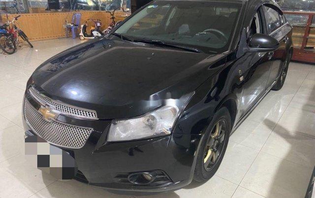 Cần bán lại xe Chevrolet Cruze sản xuất 2010, màu đen chính chủ, giá chỉ 244 triệu0