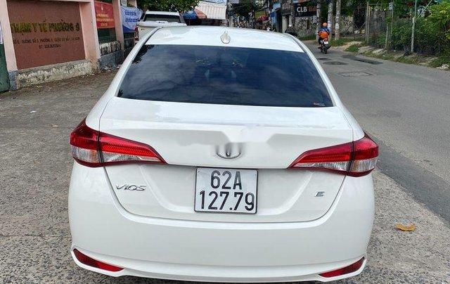 Xe Toyota Vios đời 2019, màu trắng số sàn3