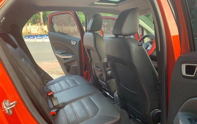 Xe Ford EcoSport năm sản xuất 2016, màu đỏ, 465tr5