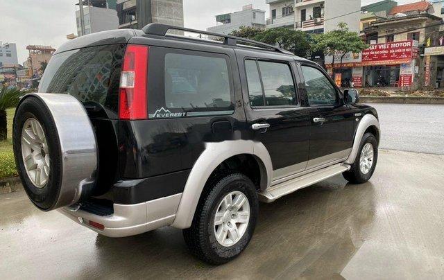 Cần bán xe Ford Everest đời 2008, màu đen, nhập khẩu còn mới, 325tr3