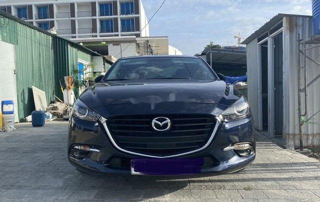 Cần bán gấp Mazda 3 sản xuất năm 2019, màu xanh lam0