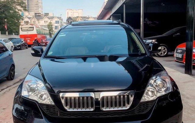 Xe Honda CR V đời 2009, màu đen, xe nhập, giá tốt4