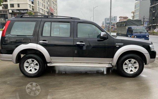 Cần bán xe Ford Everest đời 2008, màu đen, nhập khẩu còn mới, 325tr2