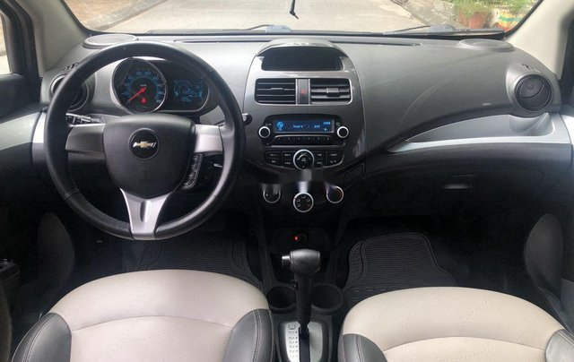 Bán Chevrolet Spark đời 2015, màu đỏ còn mới, giá tốt6