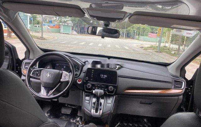 Bán Honda CR V 2018, màu đen, xe nhập, giá 888tr6