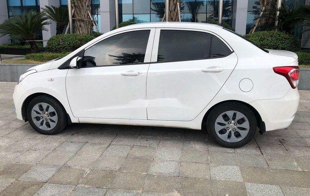Xe Hyundai Grand i10 đời 2017, màu trắng, xe nhập chính chủ4