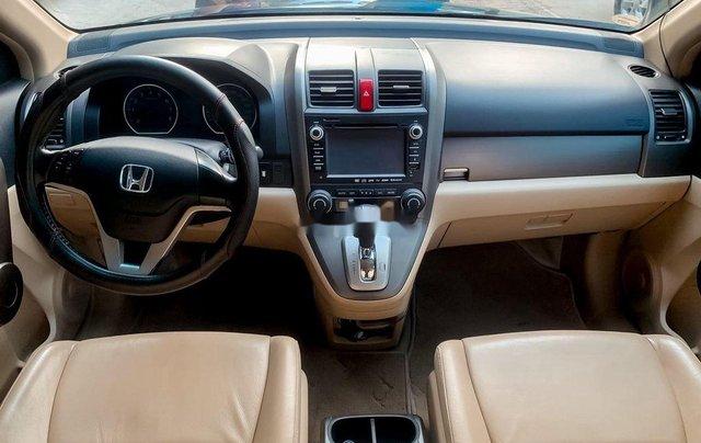 Xe Honda CR V đời 2009, màu đen, xe nhập, giá tốt6