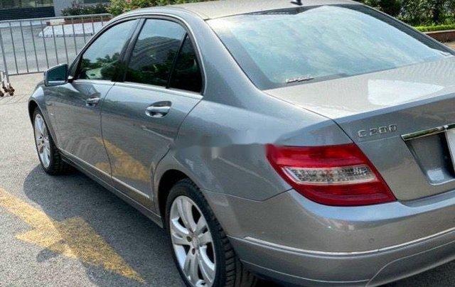 Bán Mercedes C200 sản xuất năm 2010, nhập khẩu nguyên chiếc, chính chủ 2