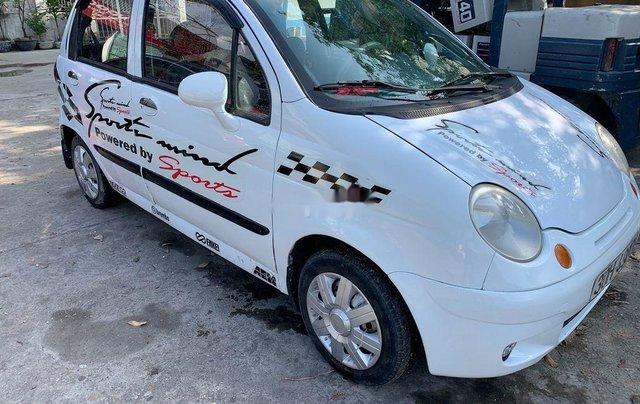 Cần bán gấp Daewoo Matiz năm 2004, màu trắng 2