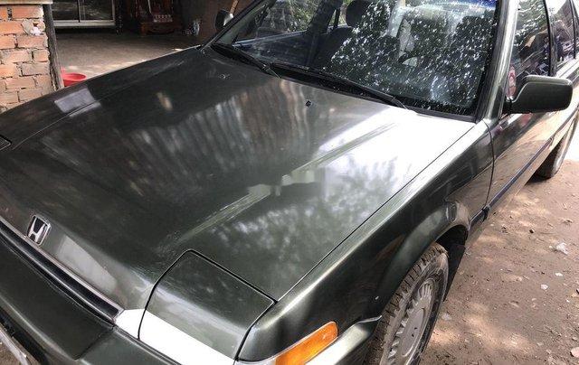 Bán Honda Accord sản xuất 1989, màu xám, nhập khẩu3