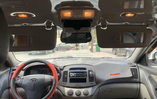 Bán ô tô Hyundai Avante năm sản xuất 2014, màu trắng, 305tr7