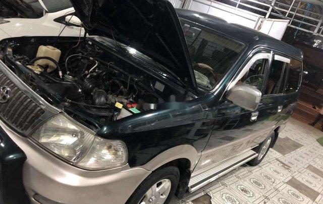 Cần bán lại xe Toyota Zace năm 2005, màu xanh dưa1