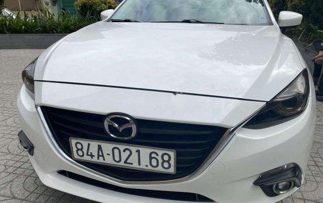 Xe Mazda 3 năm 2016, màu trắng còn mới, 505 triệu0