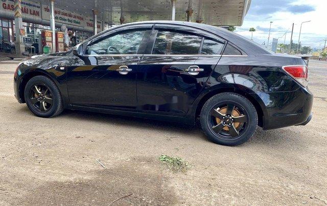 Bán xe Chevrolet Cruze đời 2010, màu đen chính chủ, giá tốt1