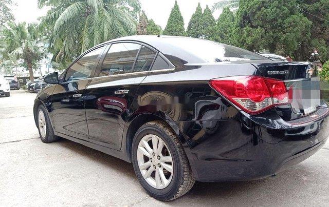 Bán ô tô Chevrolet Cruze năm sản xuất 2014, màu đen chính chủ1