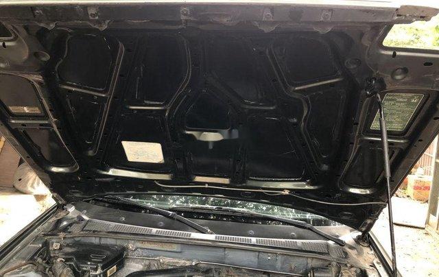 Bán Honda Accord sản xuất 1989, màu xám, nhập khẩu4