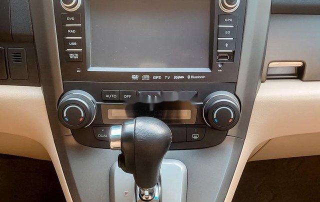 Xe Honda CR V đời 2009, màu đen, xe nhập, giá tốt8
