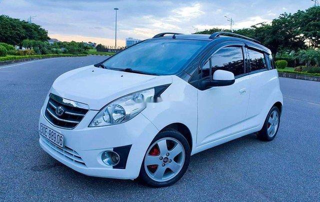 Bán ô tô Daewoo Matiz đời 2009, màu trắng, nhập khẩu nguyên chiếc0