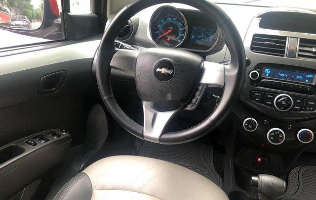 Bán Chevrolet Spark đời 2015, màu đỏ còn mới, giá tốt8