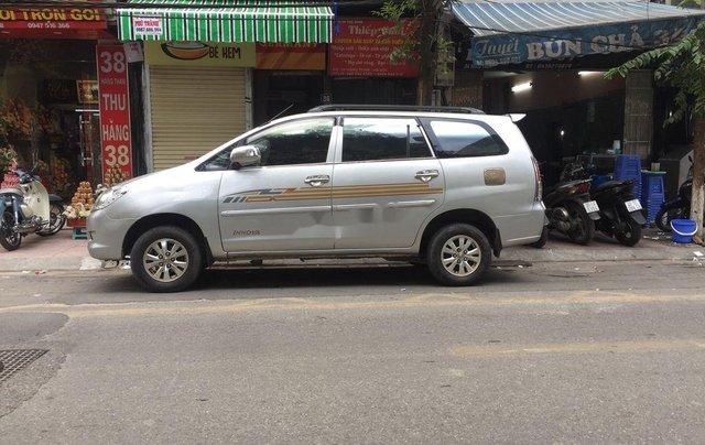 Cần bán Toyota Innova 2007, màu bạc chính chủ, 172 triệu3