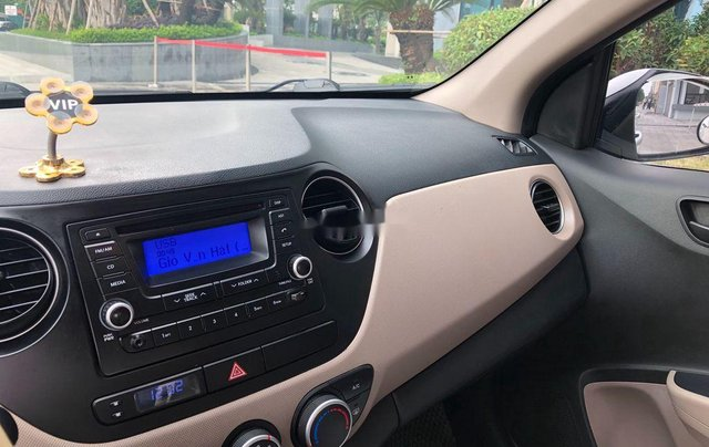 Xe Hyundai Grand i10 đời 2017, màu trắng, xe nhập chính chủ10