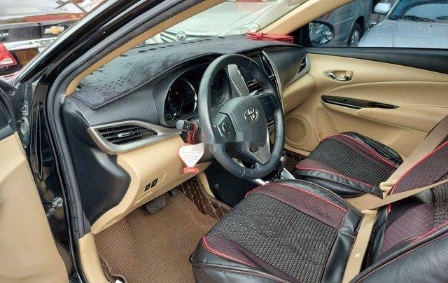 Cần bán gấp Toyota Vios 1.5G năm 2018, màu đen chính chủ3