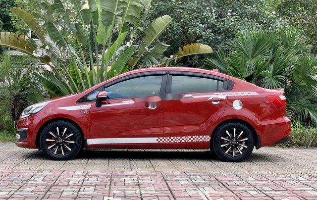 Cần bán lại xe Kia Rio năm sản xuất 2016, màu đỏ, nhập khẩu chính chủ, giá 425tr2