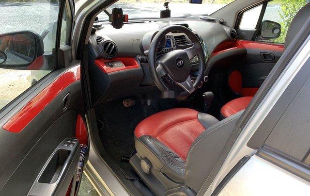 Bán xe Daewoo Matiz năm 2010, màu bạc, nhập khẩu5