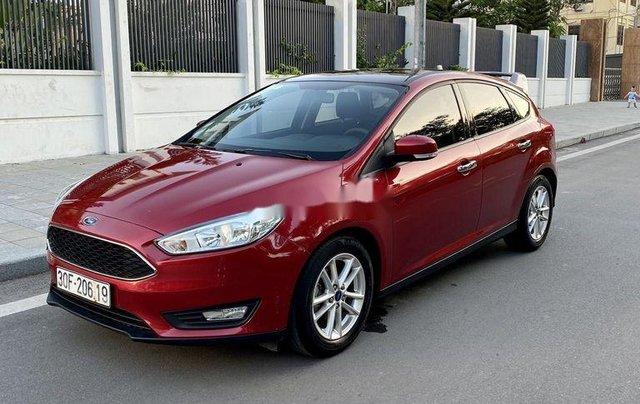 Bán Ford Focus sản xuất 2018, màu đỏ còn mới3