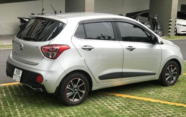 Cần bán Hyundai Grand i10 2019, màu bạc7