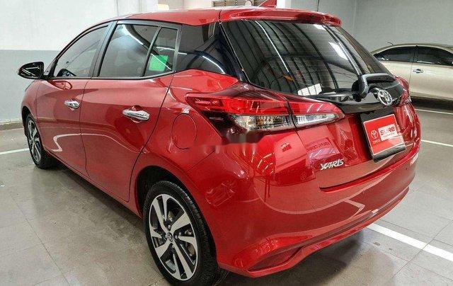 Cần bán gấp Toyota Yaris sản xuất năm 2019, màu đỏ, nhập khẩu nguyên chiếc, giá chỉ 680 triệu2