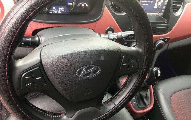 Bán ô tô Hyundai Grand i10 đời 2019, màu đỏ, 386tr9