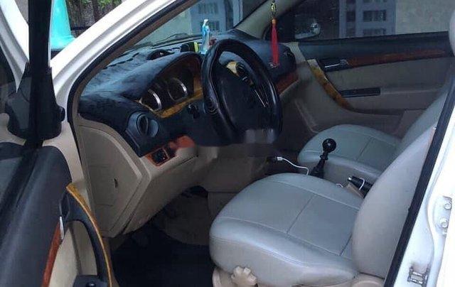 Bán Daewoo Gentra sản xuất 2007, màu trắng, nhập khẩu3
