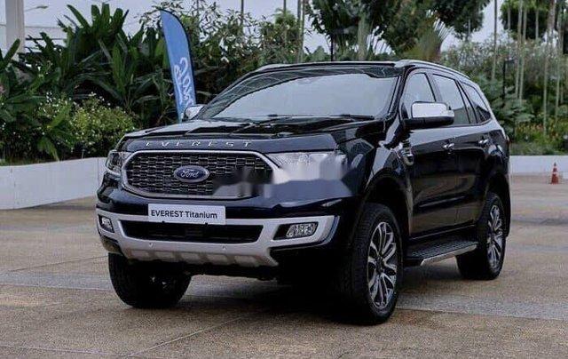 Bán xe Ford Everest sản xuất năm 2020, màu đen0