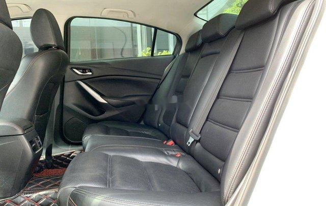 Xe Mazda 6 đời 2015, màu trắng chính chủ, giá tốt9