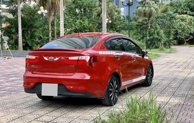 Cần bán lại xe Kia Rio năm sản xuất 2016, màu đỏ, nhập khẩu chính chủ, giá 425tr4