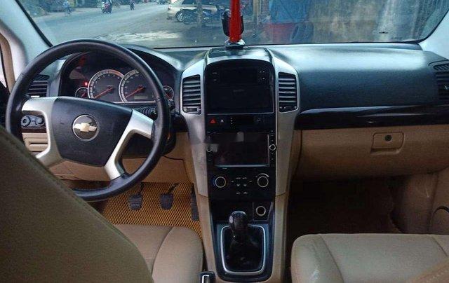 Bán xe Chevrolet Captiva sản xuất 2009, màu đen, 232 triệu6
