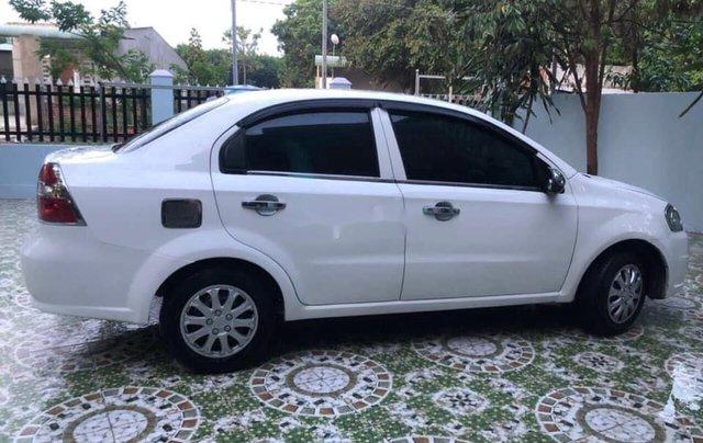 Bán Daewoo Gentra sản xuất 2007, màu trắng, nhập khẩu2