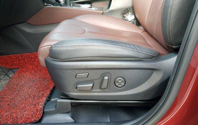 Bán Hyundai Santa Fe 2020, màu đỏ6