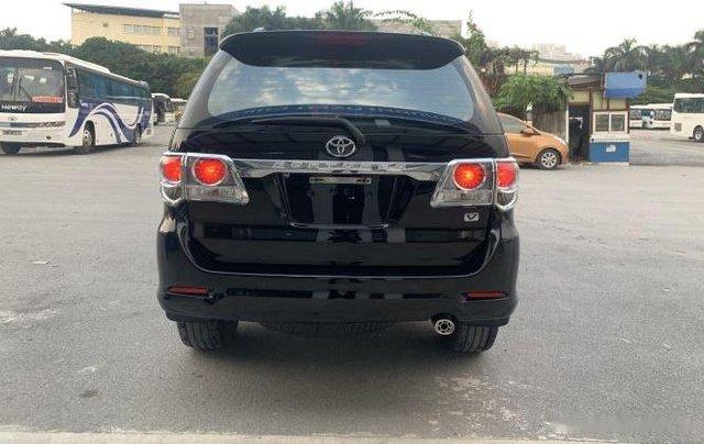 Bán Toyota Fortuner năm 2013, màu đen, chính chủ3