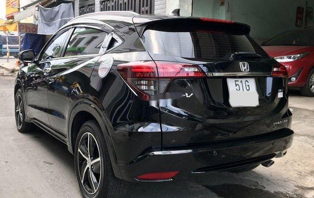 Bán xe Honda HR-V sản xuất 2018, màu đen, xe nhập còn mới4