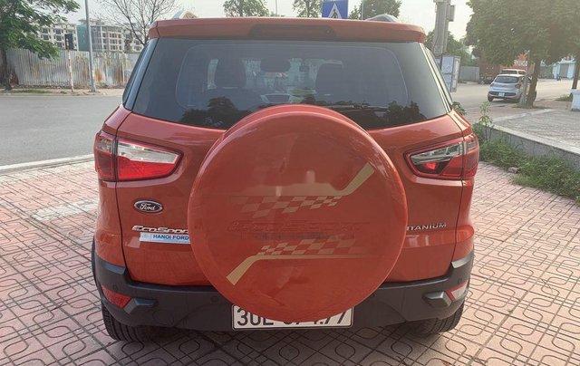 Xe Ford EcoSport năm sản xuất 2016, màu đỏ, 465tr2