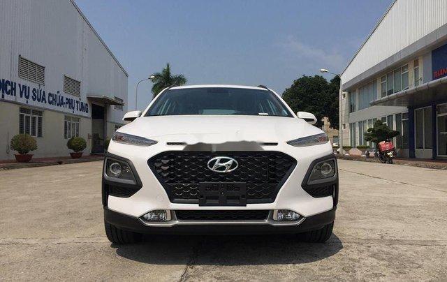 Hyundai Đông Đô bán xe Hyundai Kona năm sản xuất 2020, màu trắng2
