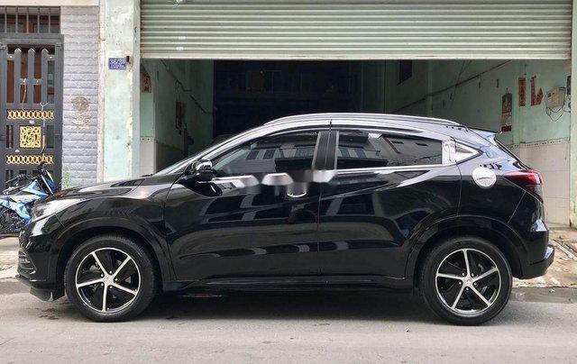 Bán xe Honda HR-V sản xuất 2018, màu đen, xe nhập còn mới6