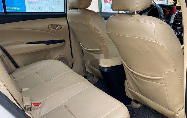 Xe Toyota Vios đời 2019, màu trắng số sàn8