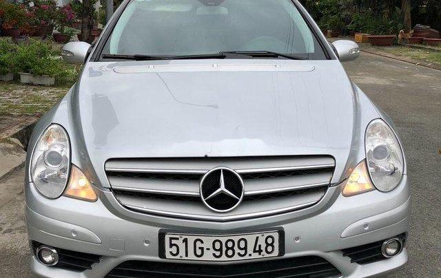 Bán Mercedes R350-4matic sản xuất năm 2008, xe nhập, giá cạnh tranh0