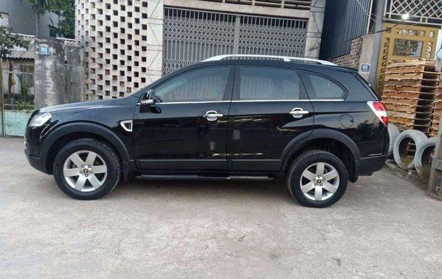 Bán xe Chevrolet Captiva sản xuất 2009, màu đen, 232 triệu4
