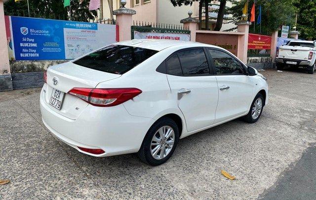 Xe Toyota Vios đời 2019, màu trắng số sàn2